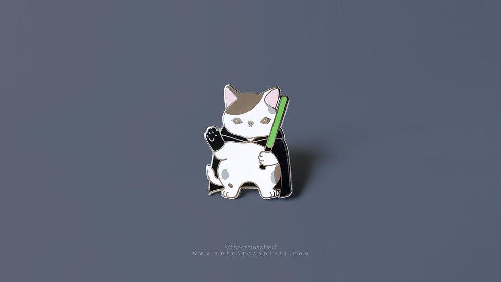 Luke Catwalker Pin