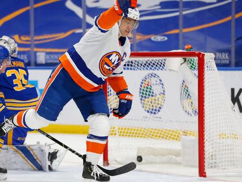 Islanders Edge: Dominant performance in Buffalo extends point streak to 7