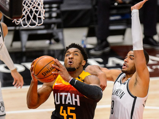 Nets Notes: Depleted Nets humiliated by formidable Jazz