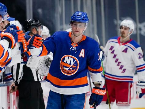 Islanders Edge: Beauvillier, Islanders rout Rangers at Coliseum