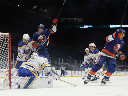 Islanders Edge: Isles recover from slow start, get job done