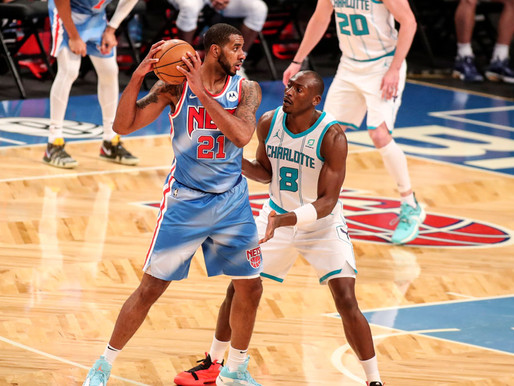 Nets Notes: Depth on full display, Nets dominate Hornets