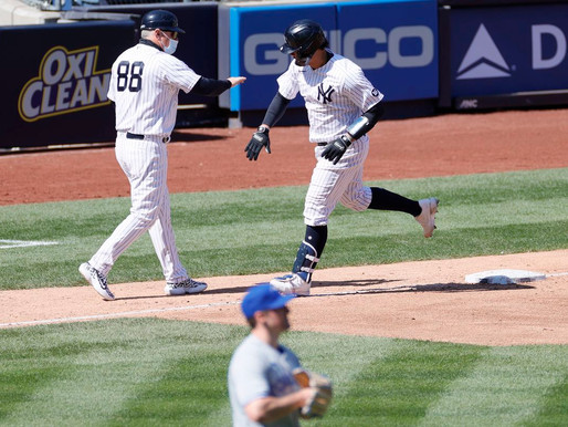 Yankees pull out win in back and forth affair in The Bronx