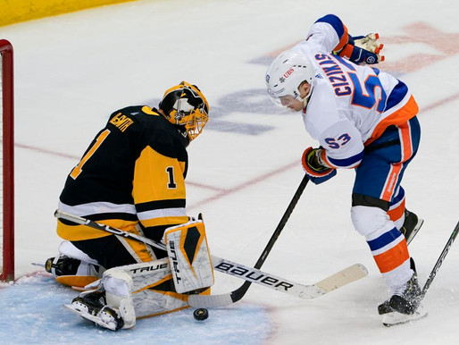 Islanders Edge: Struggles in Pittsburgh continue