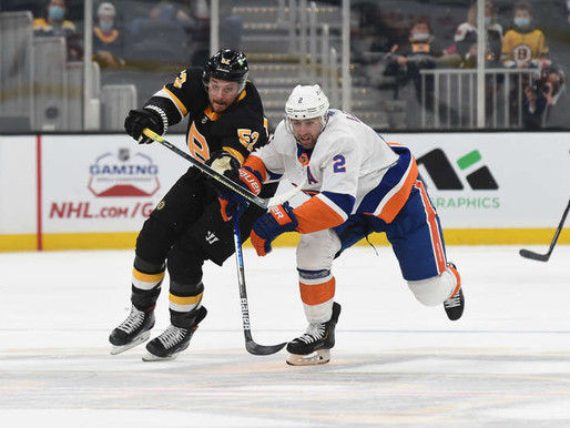 Islanders Edge: New York offense non-existent in loss to Swayman and Boston