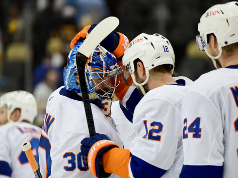 Islanders Edge: Sorokin carries New York to game five double overtime victory
