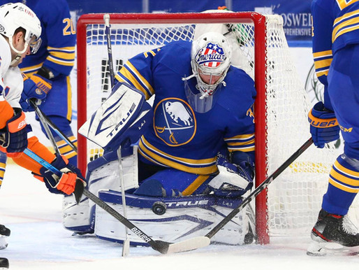 Islanders Edge: Sloppy third period results in another Isles loss to Buffalo