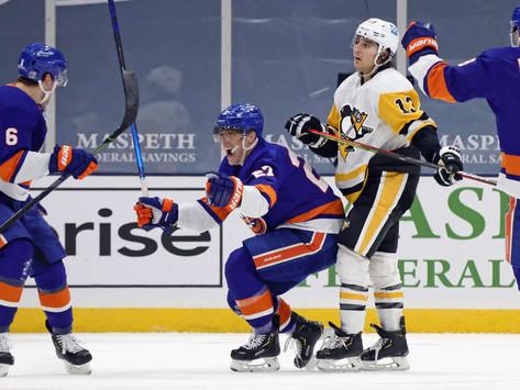 Islanders Edge: Eberle on a roll, Isles end losing streak