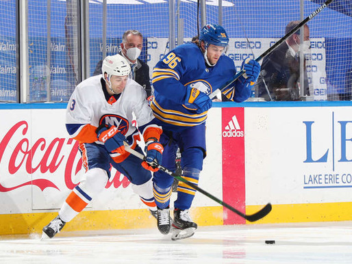Islanders Edge: Strong start not enough in Isles' 3rd period collapse