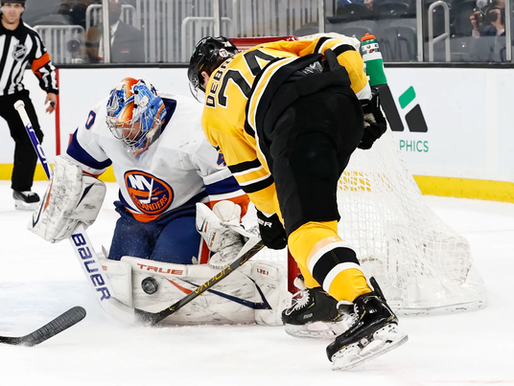 Islanders Edge: Sluggish New York routed by Bruins