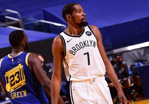 Nets Notes: Lopsided affair in Oakland gives Nets, Durant win in return to Golden State