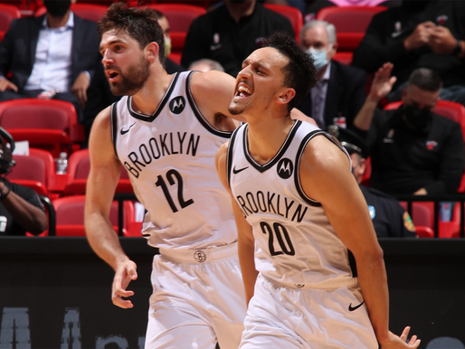 Nets Notes: Shamet's 30 points not enough, Nets fall short to Heat