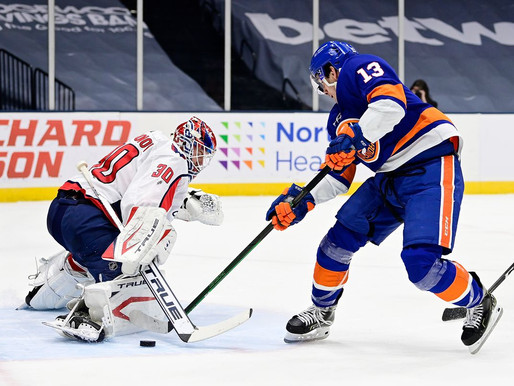 Islanders Edge: Tight game ends in Caps shootout victory