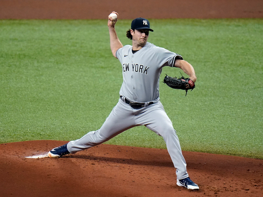 Cole dominant in Yankees narrow victory over Rays