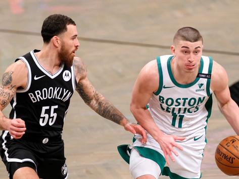Nets Notes: Nets defeat sluggish Celtics