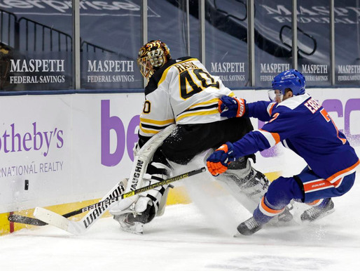 Islanders Edge: Complete effort earns Isles 2 points, point streak grows to 6