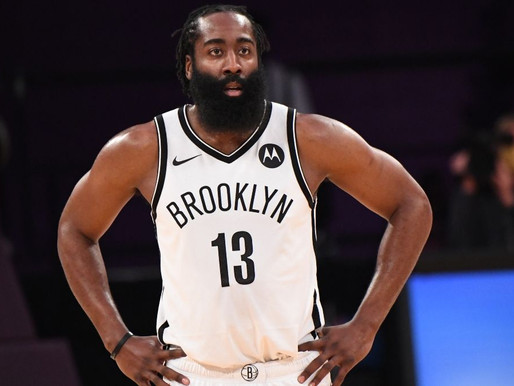 Nets Notes: Harden's brilliant performance hands Nets 6th straight victory