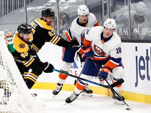 Islanders Edge: Isles drop season finale to Hall, Bruins in overtime