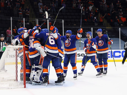Islanders Edge: Killer B's line leads the way for Isles in series clincher