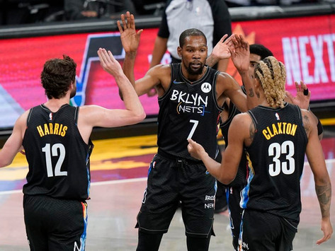 Nets Notes: Durant, Nets rout Pelicans at home