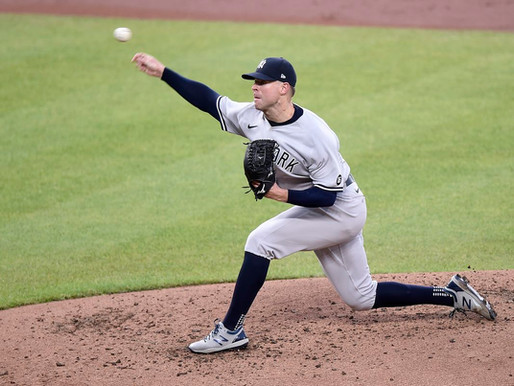 Yankees home runs lead Bombers past O's