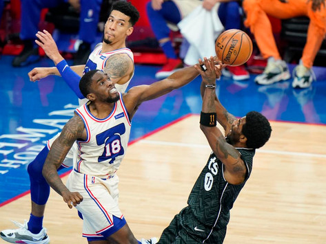 Nets Notes: Depleted Nets out up fight, fall just short against Sixers