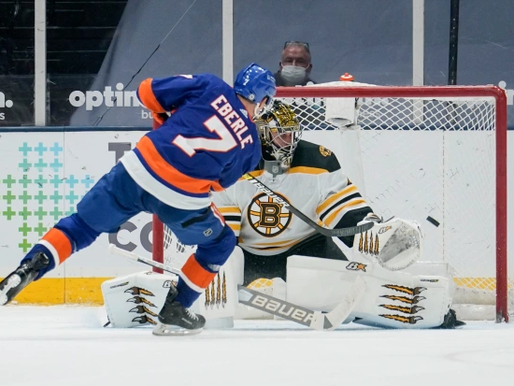 Islanders Edge: Isles Narrowly Edge Bruins In SO, Win Streak Extended To Six Games