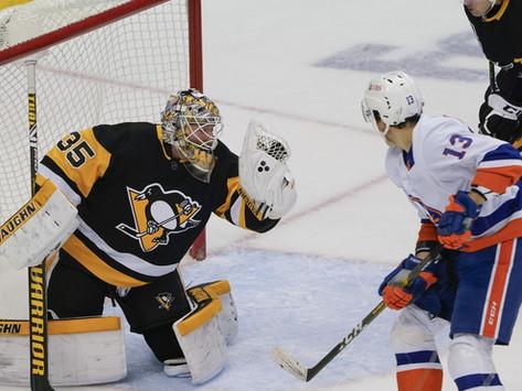 Islanders Edge: Pens defeat Isles, point streak ends at 8