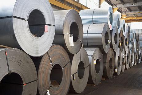 tubos de metal