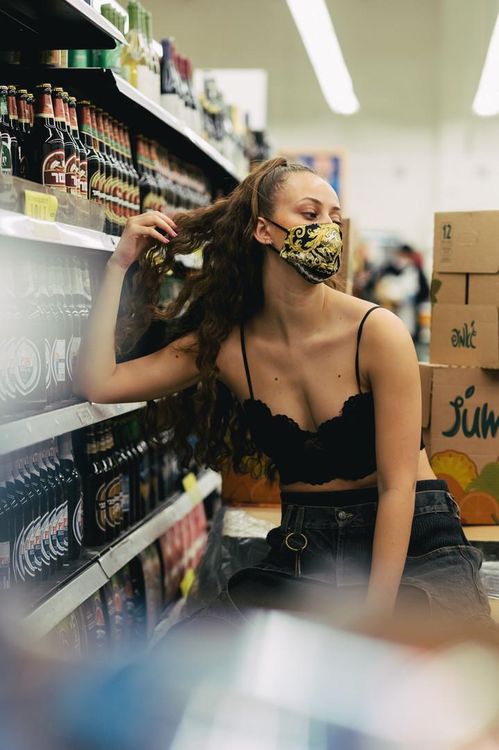 Versace Mask