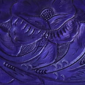 Tooled Purple