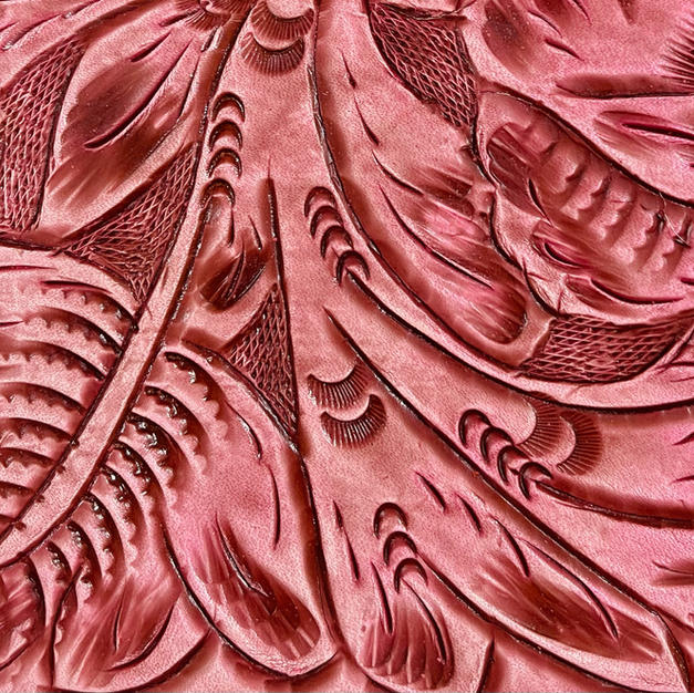 Tooled Rose (Pink)