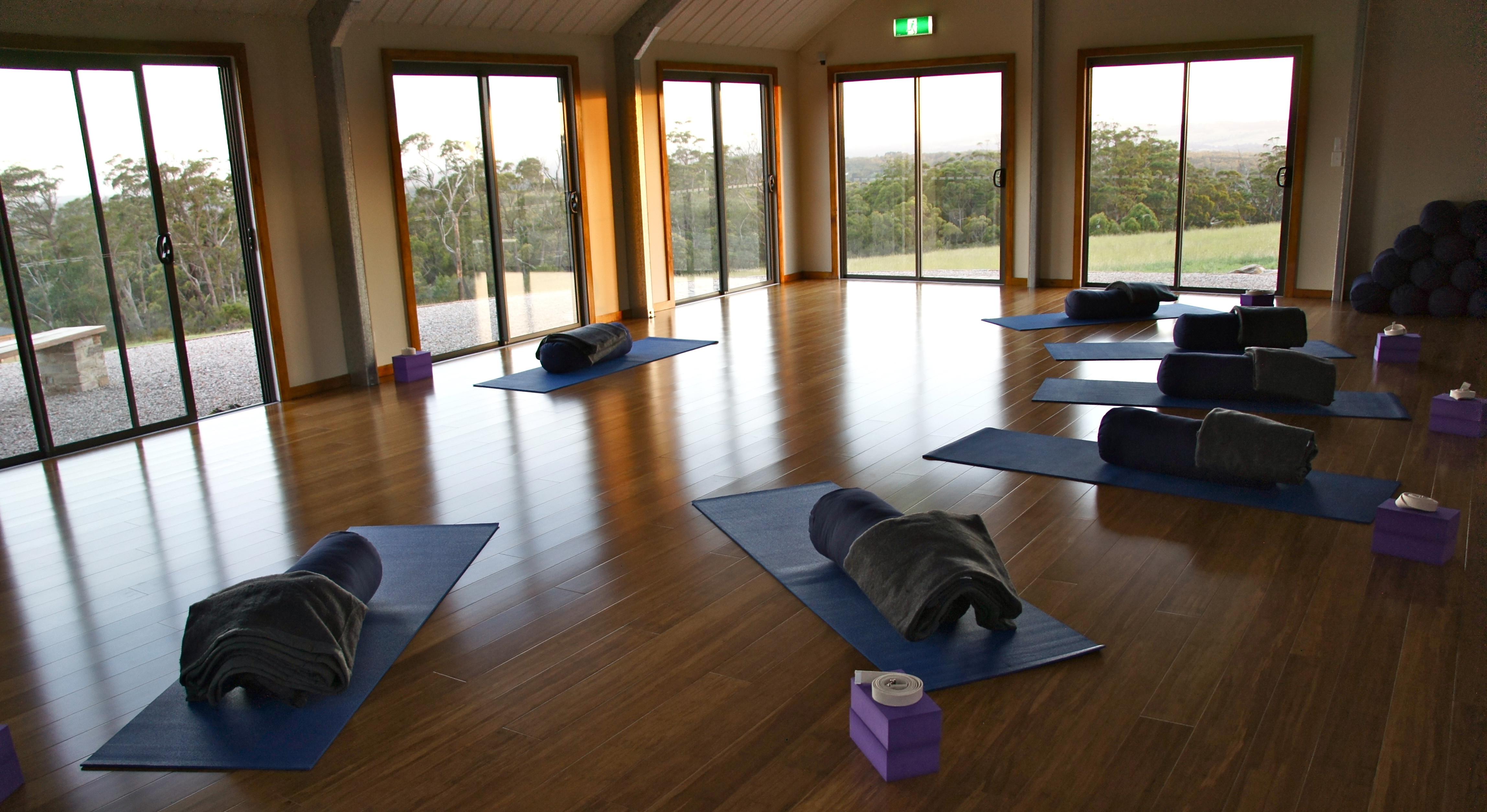 Corporate Yoga at The Vale Studio