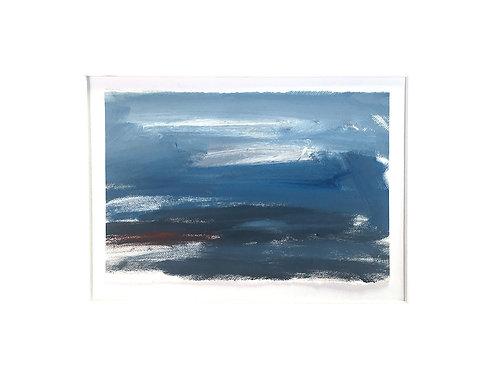 Sea sketch - Rough Light