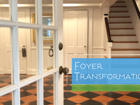 Foyer Transformation