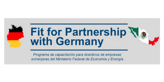 Programa Fit for Partnership with Germany