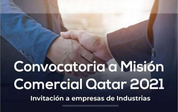 Convocatoria a Misión Comercial a Qatar