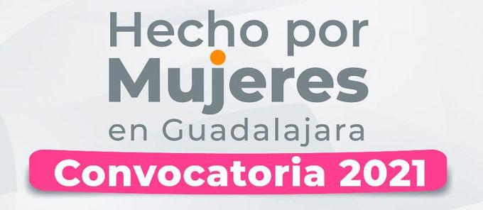 """Convocatoria programa """"Hecho por mujeres"""""""