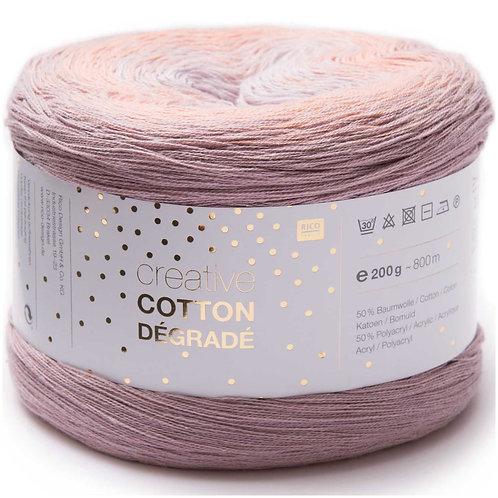 Creative Cotton Degrade by Rico