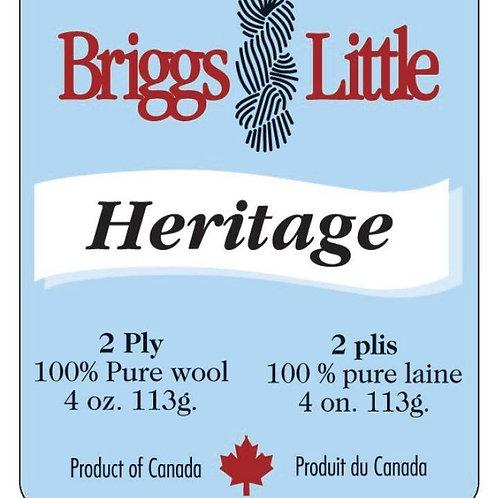 Briggs & Little Heritage