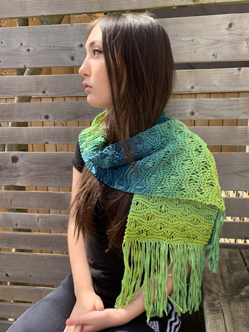 Wave Scarf - Sol Degrade