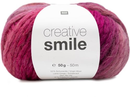 CREATIVE SMILE by Rico