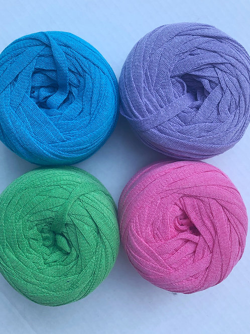 Cotton Ribbon Yarn