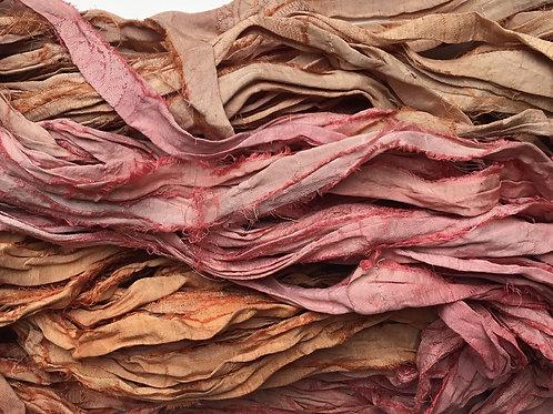 SARI SILK RIBBON - Tie-Dyes
