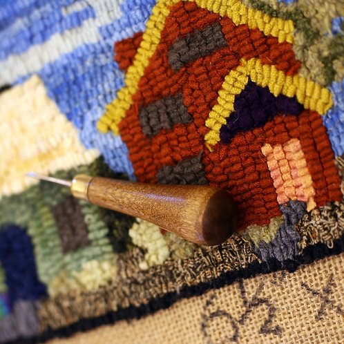 Traditional Rug Hooking - 3-Session Afternoon Course
