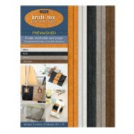 Home > Kraft-Tex Vintage Kraft Paper Fabric Sampler with 5 Pre-Washed Colors