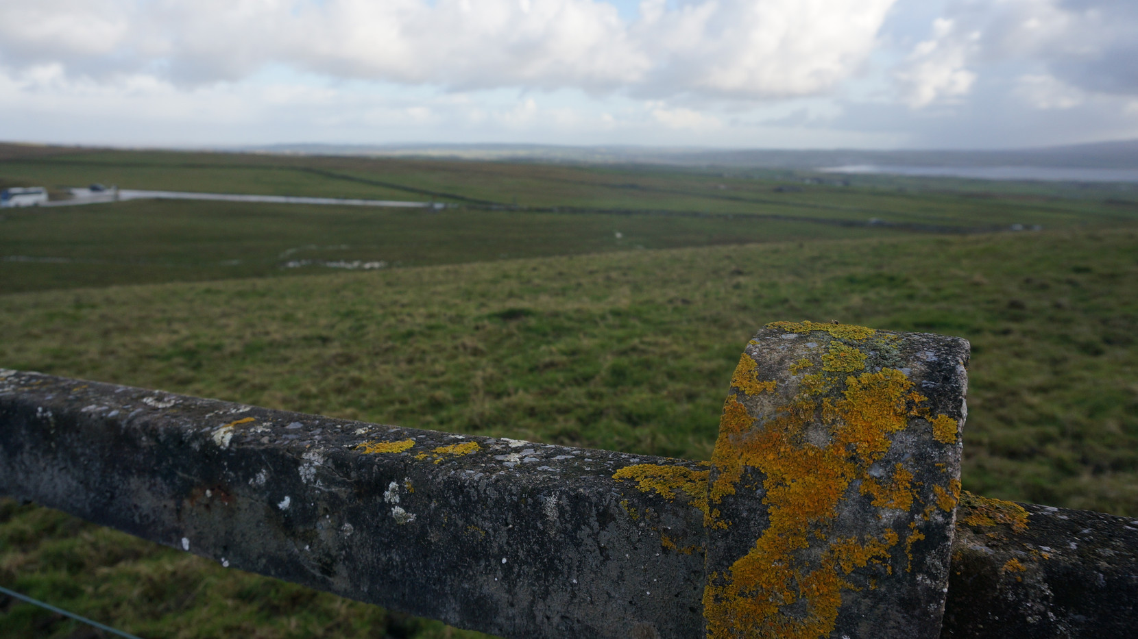 Less Famous Views at the Cliffs of Moher