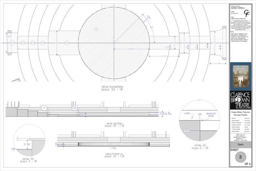 Deck Elevations