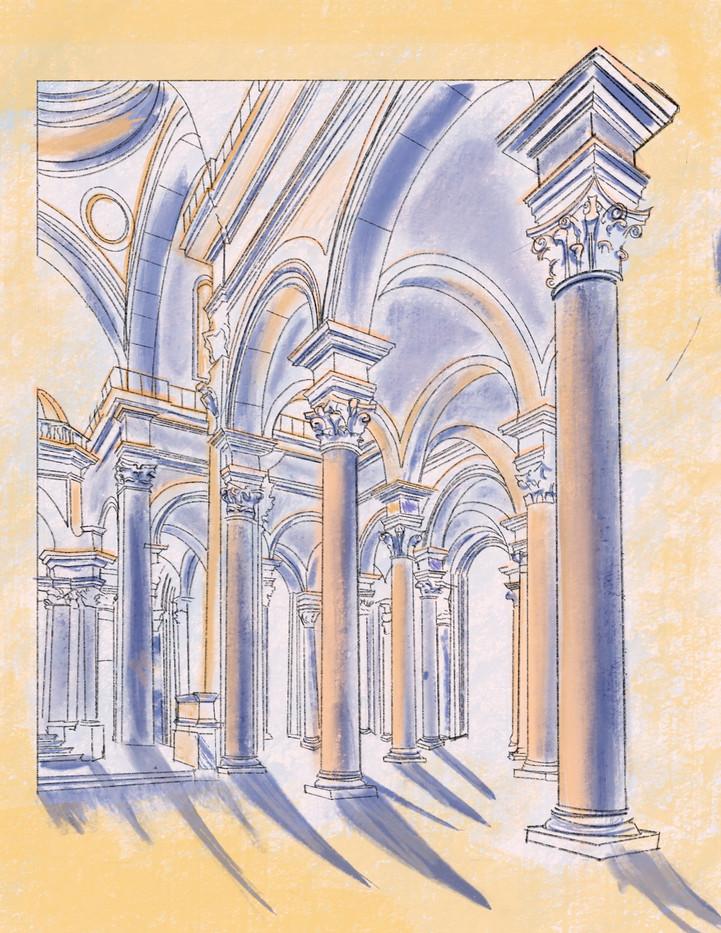 Columns and Light