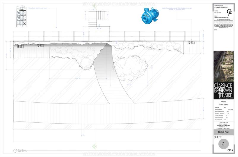 Detail Ground Plan